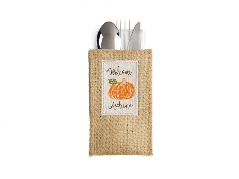 Silverware Pouch - Set of 8 by Cutlery Couture - 1