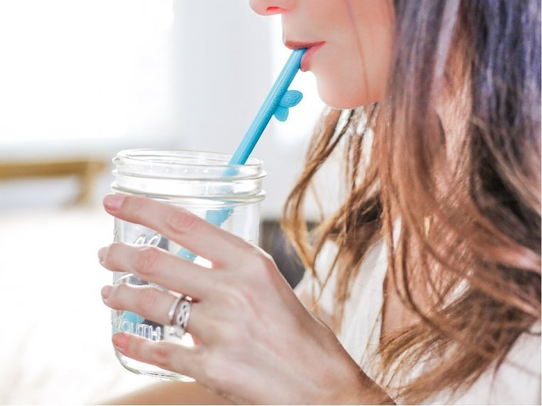 Easy Clean Reusable Straw by WonderSip - 3