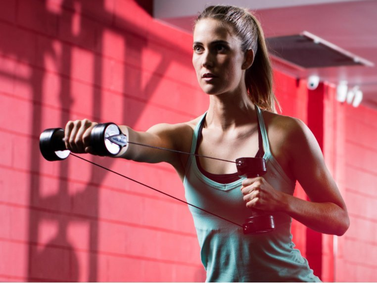 Portable Resistance Training System by Power Reels Fitness - 1