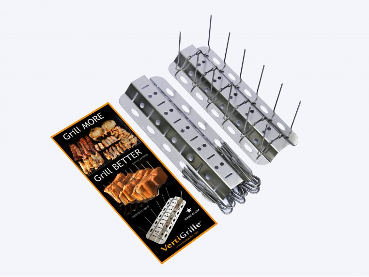 10-in-1 Grill & Oven Rack by VertiGrille® - 5