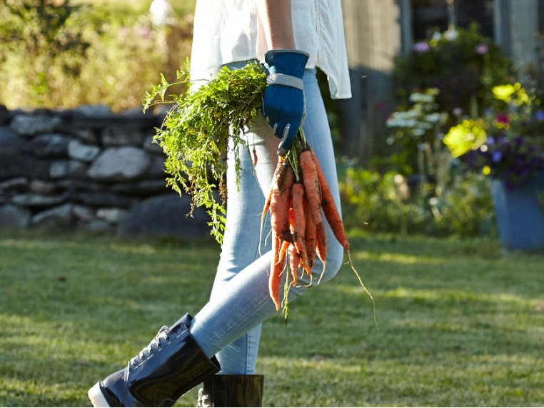 Finger Protecting Gardening Gloves by Dig It Apparel - 2