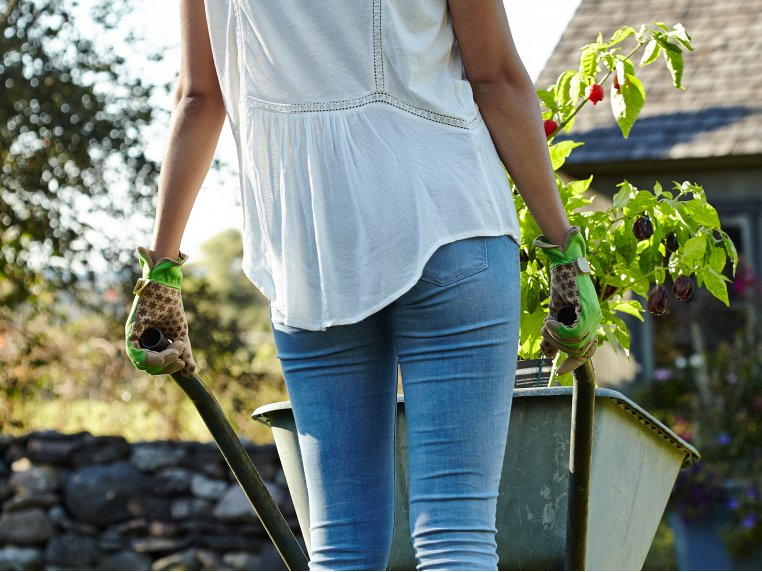 Finger Protecting Gardening Gloves by Dig It Apparel - 3