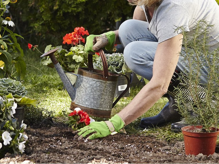 Finger Protecting Gardening Gloves by Dig It Apparel - 1