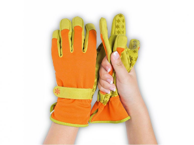 Finger Protecting Gardening Gloves by Dig It Apparel - 4