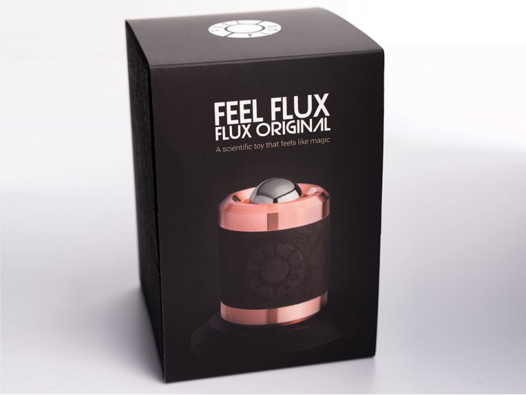Original Flux Magnetic Toy by Feel Flux - 3