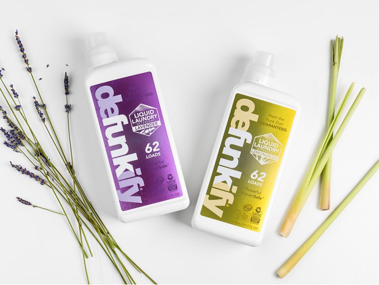 Plant-Based Laundry Detergent by Defunkify - 4