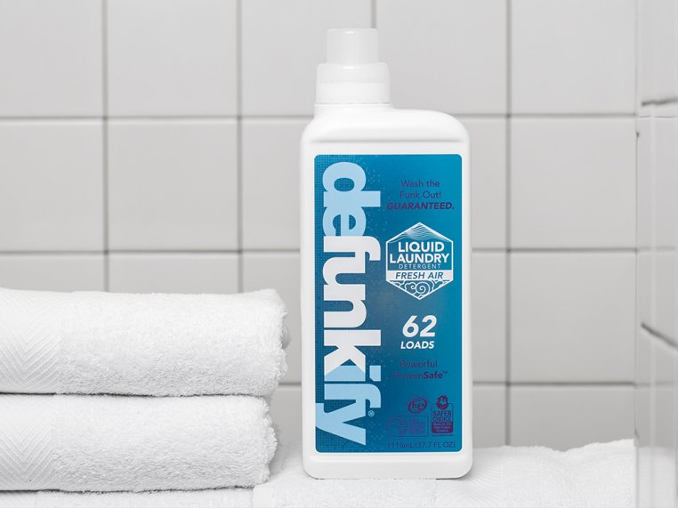 Plant-Based Laundry Detergent by Defunkify - 1