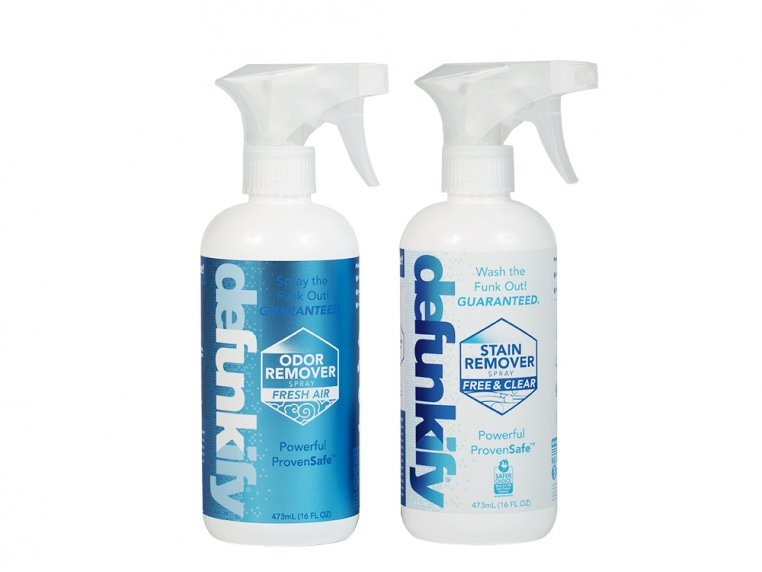 Eco-friendly Odor & Stain Remover Set by Defunkify - 7