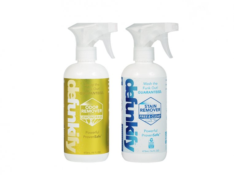 Eco-friendly Odor & Stain Remover Set by Defunkify - 8