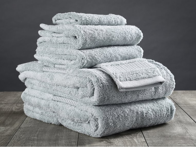 100% Organic Bath Towels by Delilah Home - 1