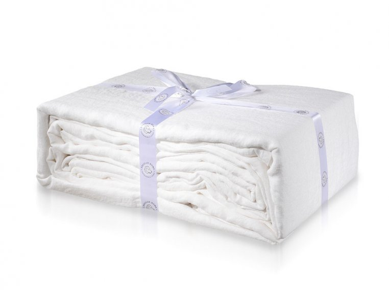 100% Organic Hemp Bed Sheets by Delilah Home - 3