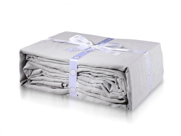 100% Organic Hemp Bed Sheets by Delilah Home - 5