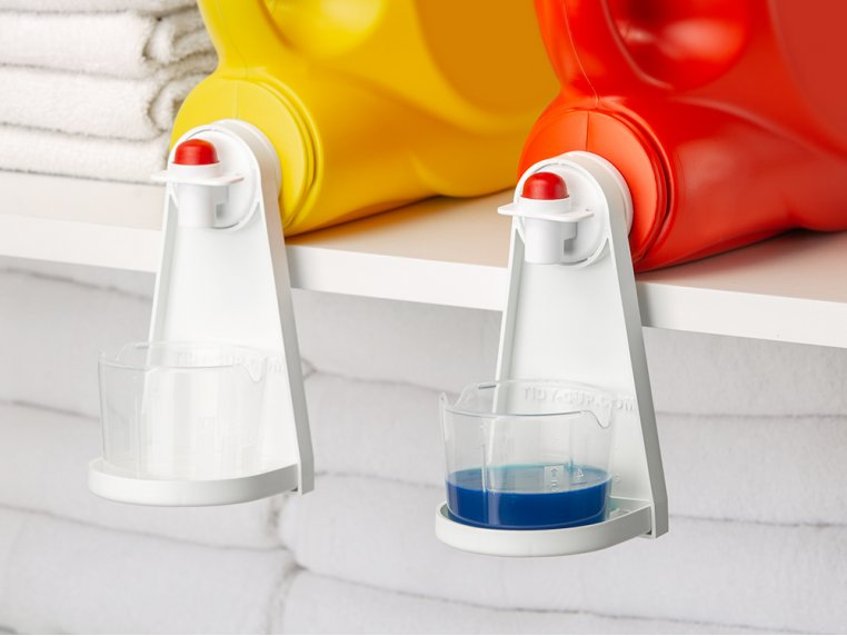 Detergent Cup Holder - Set of 2 by Tidy-Cup - 1