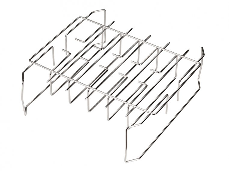Wing, Drumstick & Ribs Grill Rack by Best South BBQ - 5