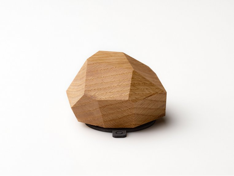 Wooden Wireless Charging Station by Halostands - 6