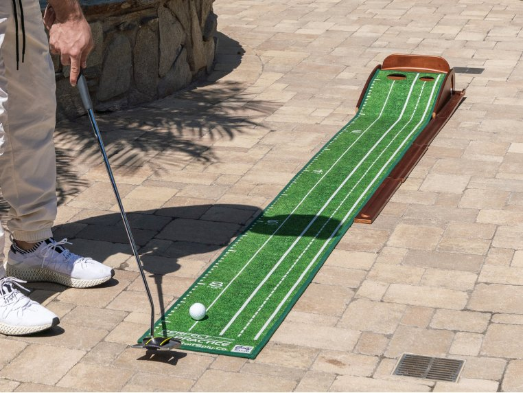 Professional Indoor Putting Green by Perfect Practice - 1