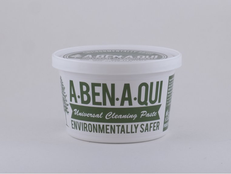Universal Cleaning Paste - Set of 2 by A-Ben-A-Qui Natural Cleaners - 6