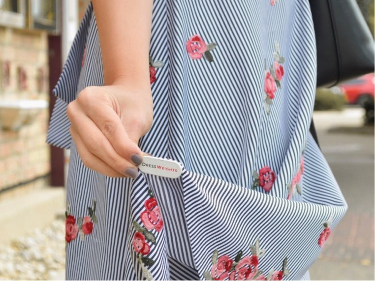 Windy Day Dress Fix Adhesives by DressWeights - 1