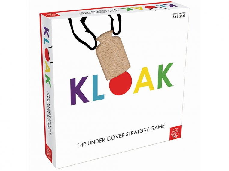 Kloak: The Under Cover Strategy Game by Roo Games - 3