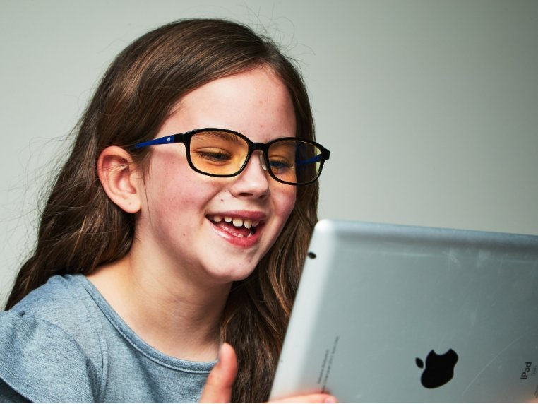 Kids Blue Light Blocking Glasses by MarsQuest - 2