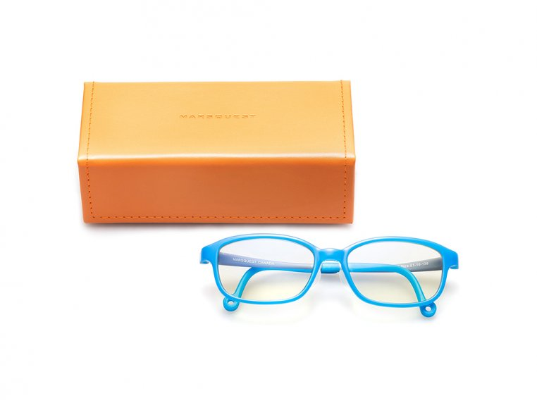 Kids Blue Light Blocking Glasses by MarsQuest - 3