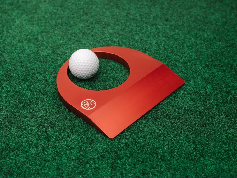 Portable Practice Hole by Pure Stroke Golf - 1