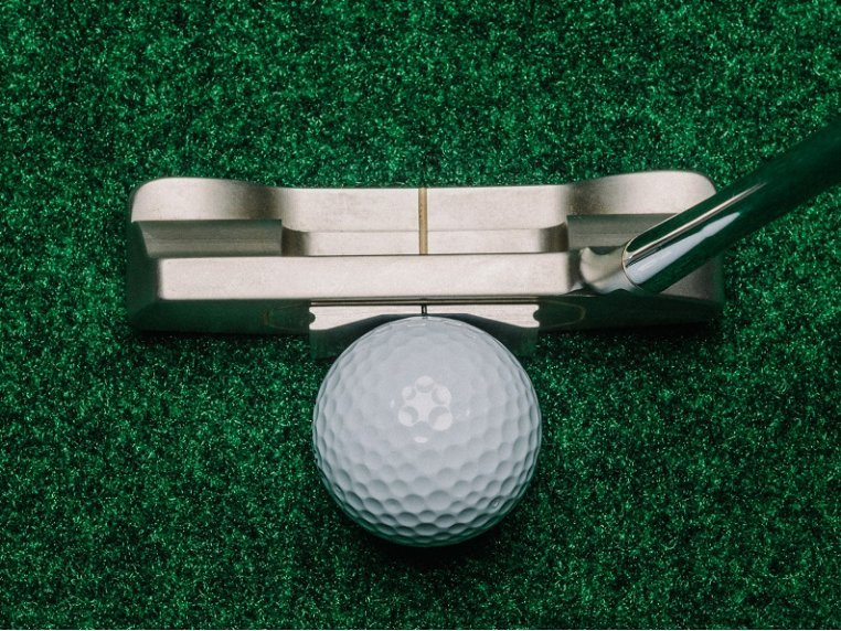 Putting Aid by Pure Stroke Golf - 1