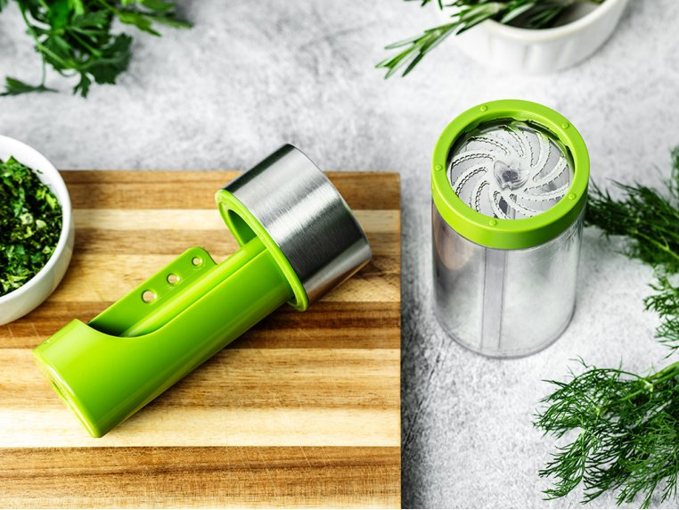 Herb Mill 2-in-1 by Microplane - 2