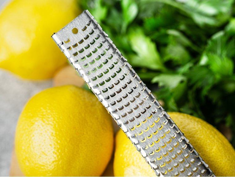 Bowl Grater & Premium Classic Zester by Microplane - 5
