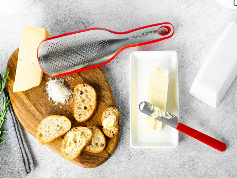 Butter Blade & Fine Grater Set by Microplane - 2