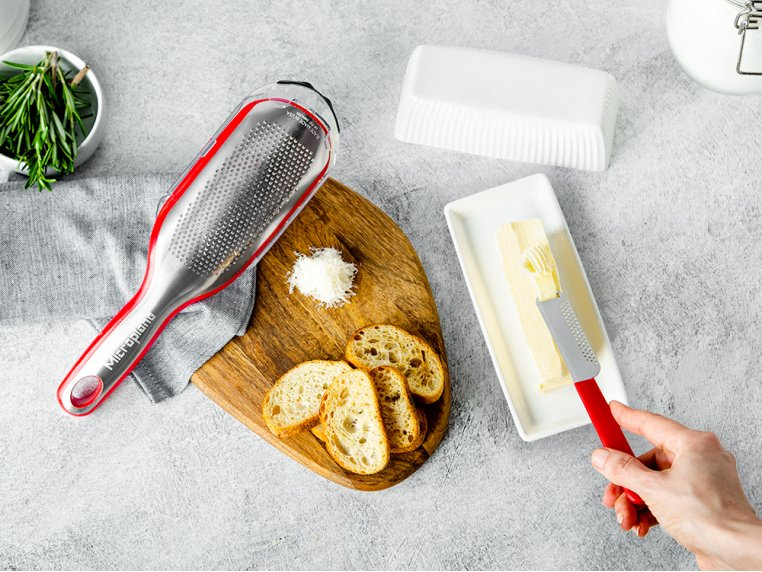 Butter Blade & Fine Grater Set by Microplane - 1