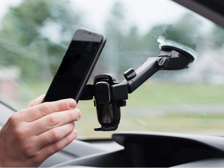One-Touch Smartphone Car Mount by iOttie - 2