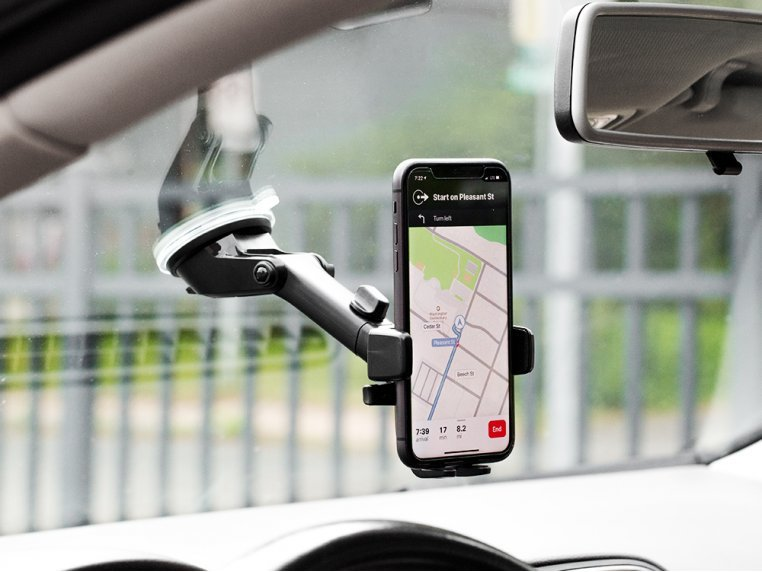 One-Touch Smartphone Car Mount by iOttie - 1