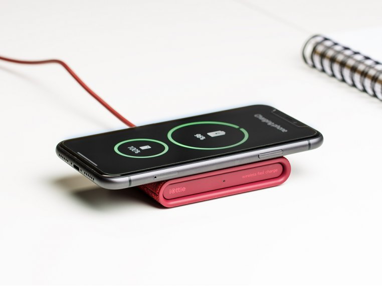 Wireless Fast Charging Pad by iOttie - 3