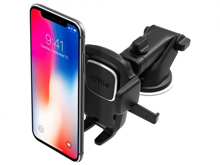 One-Touch Smartphone Car Mount by iOttie - 4