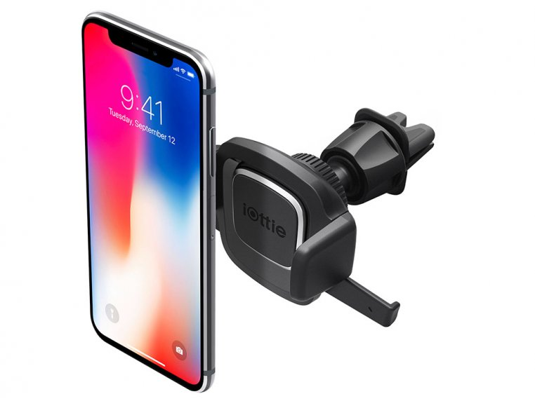 One-Touch Smartphone Car Mount by iOttie - 6