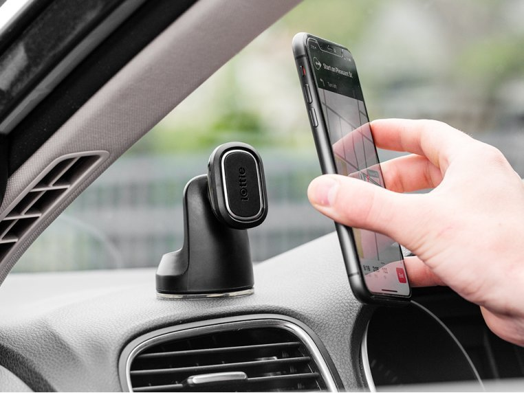 Magnetic Smartphone Car Mount by iOttie - 6