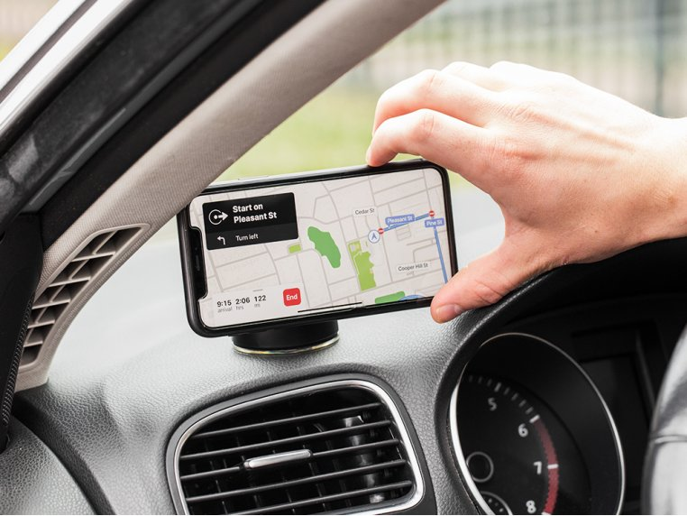 Magnetic Smartphone Car Mount by iOttie - 4