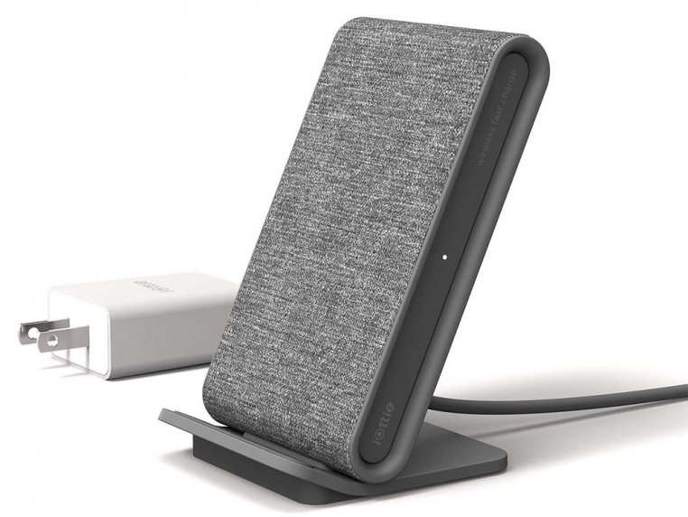 Wireless Smartphone Fast Charging Stand