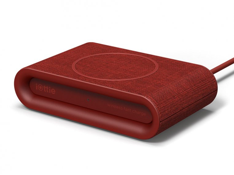 Wireless Fast Charging Pad by iOttie - 5