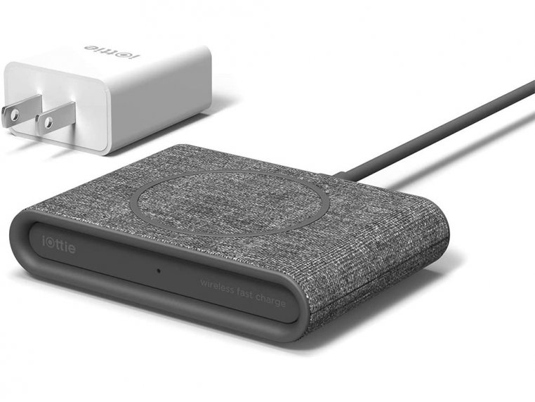 Wireless Fast Charging Pad by iOttie - 7