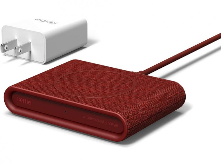 Wireless Fast Charging Pad by iOttie - 8