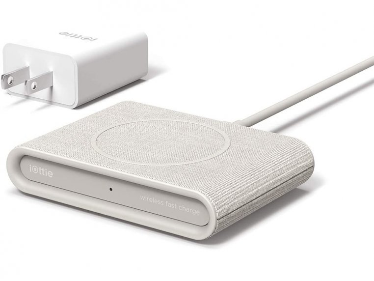 Wireless Fast Charging Pad by iOttie - 9