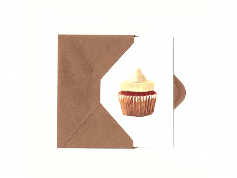 Detachable Recipe Birthday Card Set by Happy Cooking Cards - 21