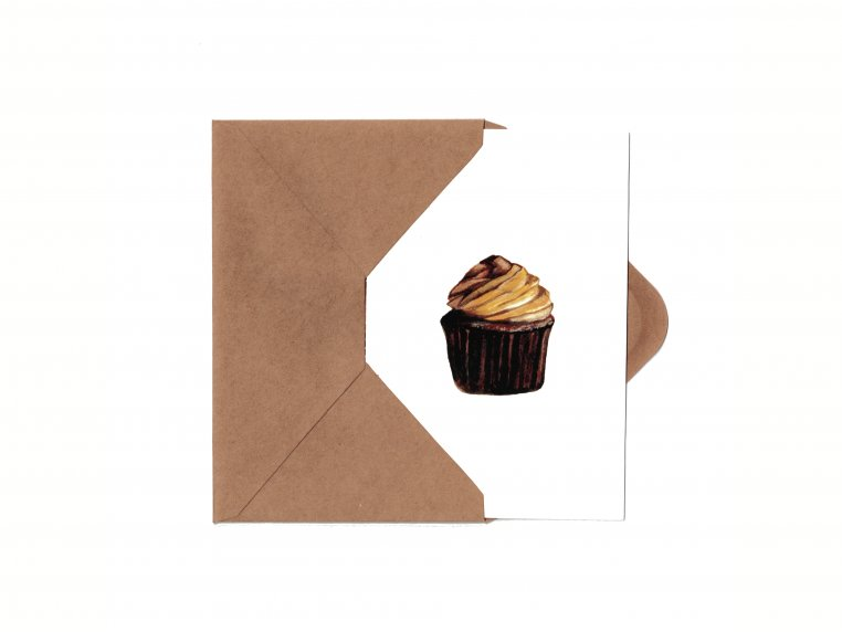 Detachable Recipe Birthday Card Set by Happy Cooking Cards - 22