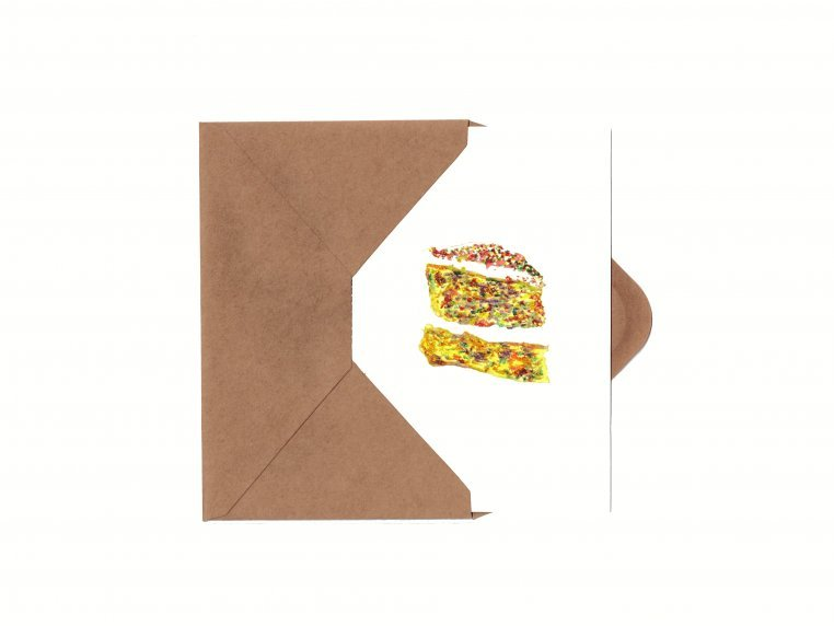 Detachable Recipe Birthday Card Set by Happy Cooking Cards - 25