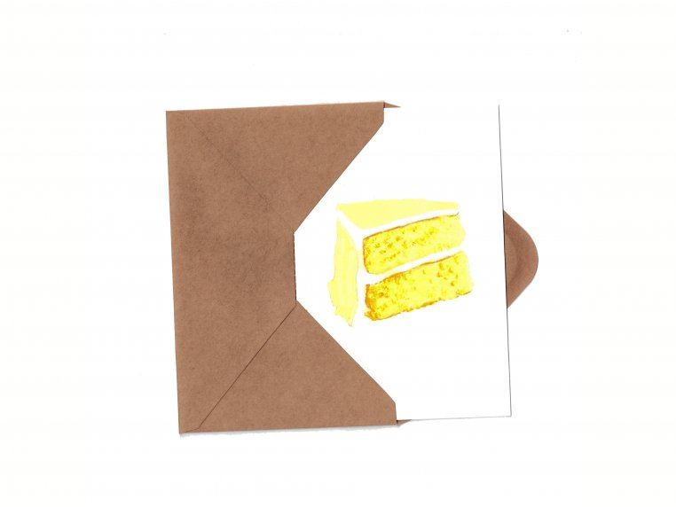 Detachable Recipe Birthday Card Set by Happy Cooking Cards - 28