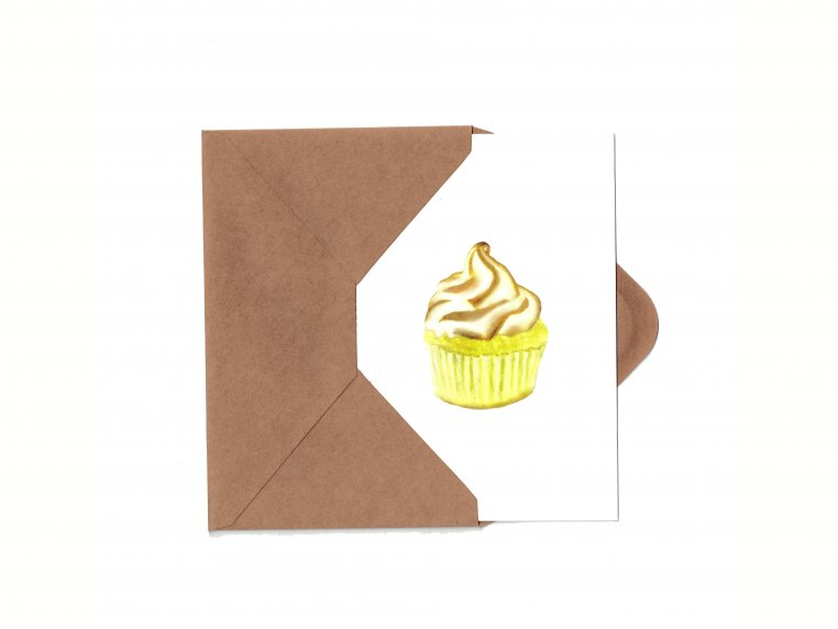 Detachable Recipe Birthday Card Set by Happy Cooking Cards - 29