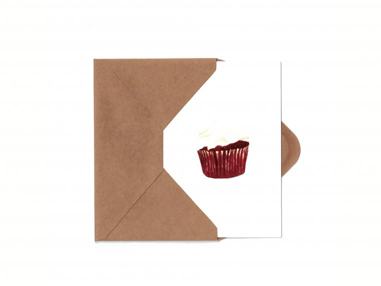Detachable Recipe Birthday Card Set by Happy Cooking Cards - 30