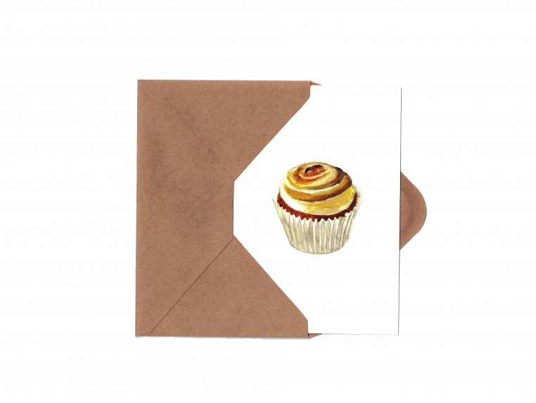 Detachable Recipe Birthday Card Set by Happy Cooking Cards - 32